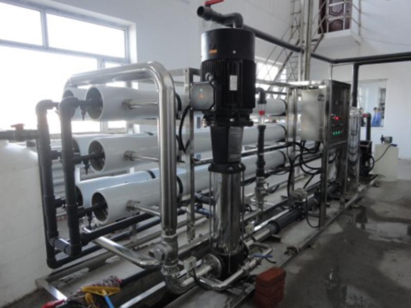 在线式饮用纯净水设备