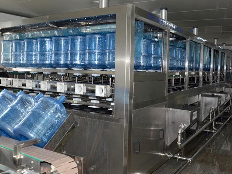 大桶纯净水生产线