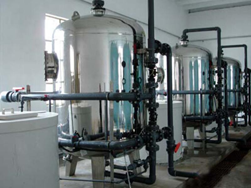 含氟地下水处理