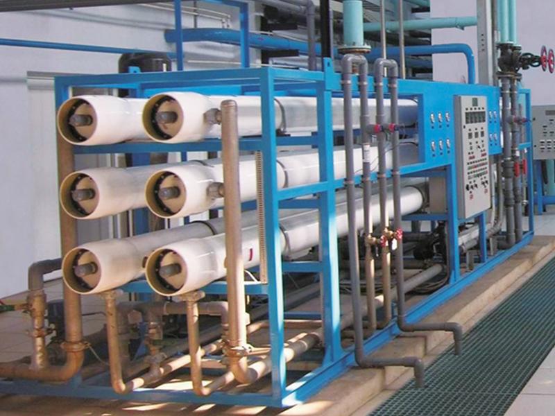 食品业纯净水设备